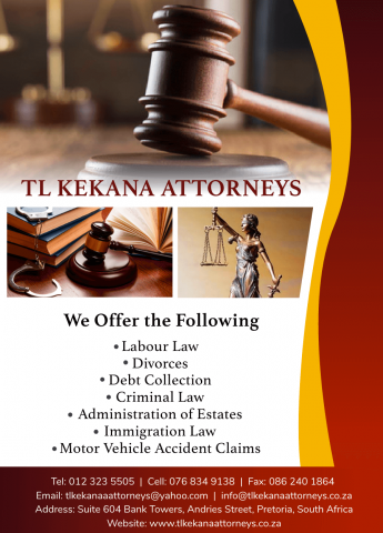 TL Kekana Attorneys