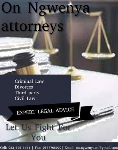 O.N Ngwenya Attorney