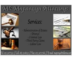 MS Maponya Attorneys
