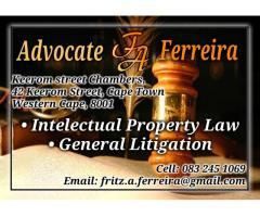 Advocate F A Ferreira